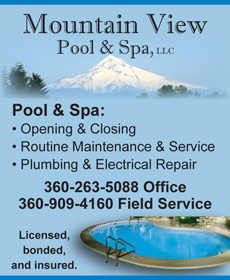 Mountain View Pool and Spa