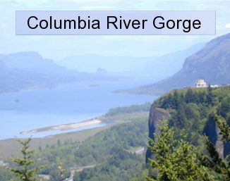 Columbia River Gorge Forecast
